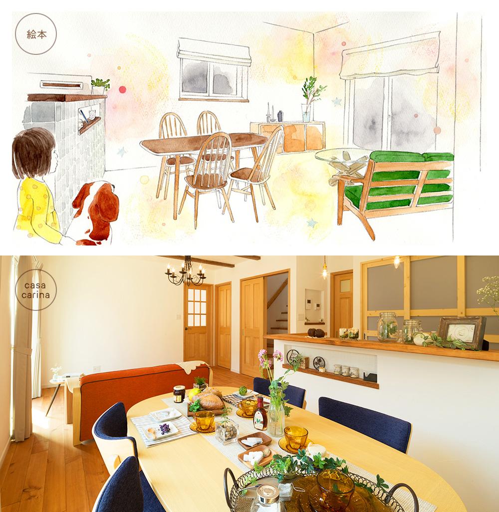 Casa carina casa carina for Piani casa carina